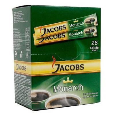 Jacobs Monarch Hazır  2 G X 26 Adet Kahve