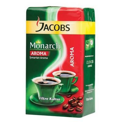 Jacobs Monarch Aroma Filtre  500 g Kahve