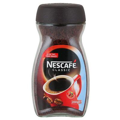Nescafe Classic  Kavanoz 200 G Kahve