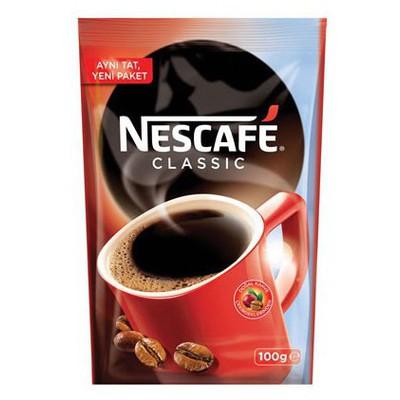 Nescafe Classic  Poşet 100 g Kahve