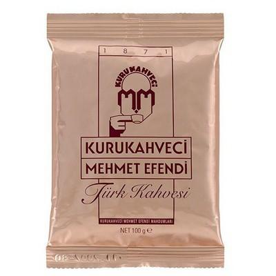 Mehmet Efendi Kurukahveci Türk si 100 Gr Kahve