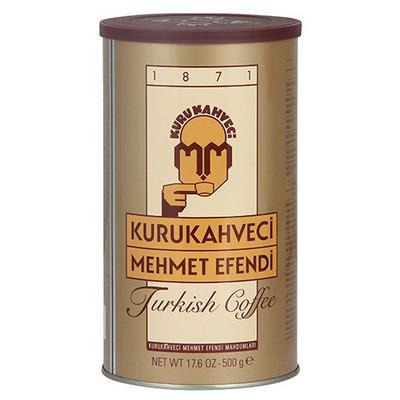 Mehmet Efendi Kurukahveci Türk si 500 G Kahve