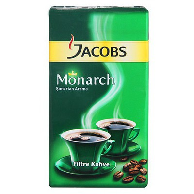 Jacobs Monarch Filtre  500 Gr Kahve