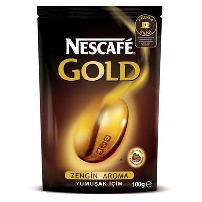 Nescafe Gold  Eko Paket 100 G Kahve