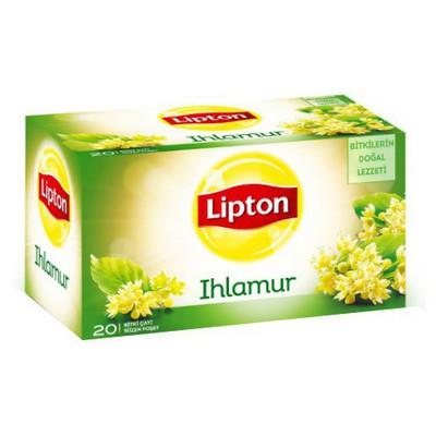 Lipton Ihlamur Çay 20'li Bitki Çayı