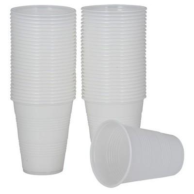 Huhtamaki Plastik Bardak Eco Beyaz 180 ml 100 Adet Kullan At Malzemeler