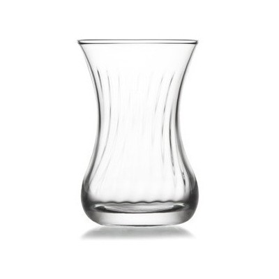 Gürallar Lav Demet Optikli Çay Bardağı 6 Adet Model Dmt303 Bardak, Kupa, Sürahi