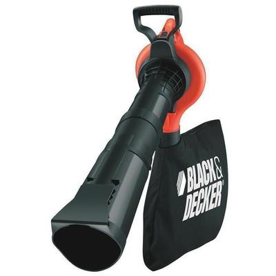 Black & Decker Gw3030 3000watt Yaprak Toplama, Öğütme Ve Üfleme Makinası Toplayıcı Üfleyici
