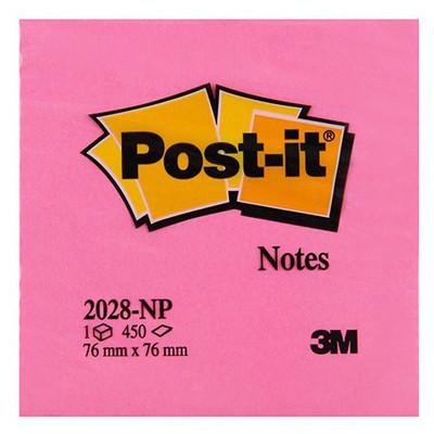 post-it-2028np-not-kagidi-76x76-mm-gokkusagi-pembe-tonlari-450-yaprak