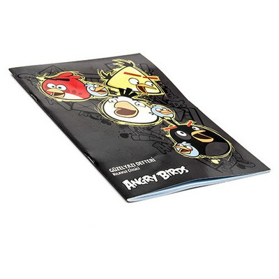 Keskin Color Angry Birds A5 40yp Güzel Yazı i Defter