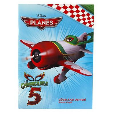 Keskin Color Planes A4 40yp Güzel Yazı i Defter