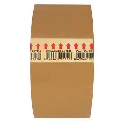 Ve-Ge Vege Koli Bandı 45 mm x 40 m Seffaf Paketleme Malzemesi