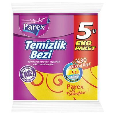 Parex Temizlik Bezi 5 Al 3 Öde Bez / Sünger