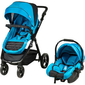 Sunny Baby Sb777 Hummer Travel Bebek Arabası Mavi Travel Sistem Bebek Arabası
