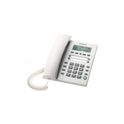 Alcatel 29339-WHITE KABLOLU MASAÜSTÜ TELEFON CALLER İD 14 REHBER BEYAZ Kablolu Telefon