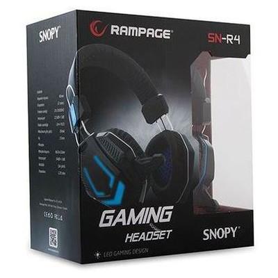Snopy Rampage Sn-r4 Oyuncu Mikrofonlu Kulaklık Kafa Bantlı Kulaklık