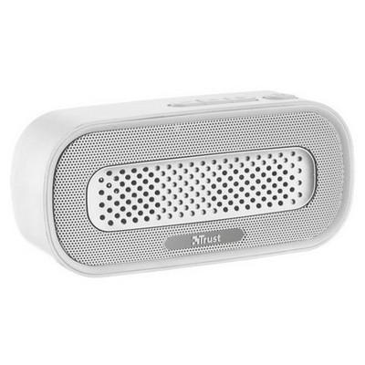 Trust 20317 Tunebox Kablosuz Hoparlör - Beyaz Bluetooth Hoparlör