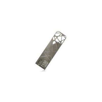 Team Tmut13264gb T132 64gb Usb3.0 Metal Bellek (85mb/s Okuma / 20mb/s Yazma) USB Bellek
