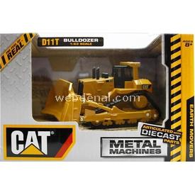 CAT Metal Koleksiyon Araçları Bulldozer Iş Makinası Erkek Çocuk Oyuncakları