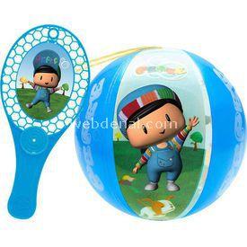 Necotoys Pepee Tapball Mavi Bahçe Oyuncakları