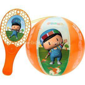 Necotoys Pepee Tapball Turuncu Bahçe Oyuncakları