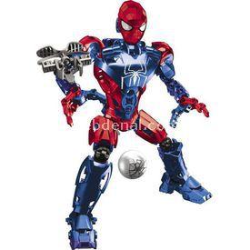 Mega Bloks The Amazing Spiderman Techbot Oyun Seti 91296 Lego Oyuncakları