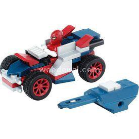 Mega Bloks The Amazing Spiderman Racer Oyun Seti Lego Oyuncakları