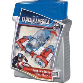 Mega Bloks Marvel Kaptan America 65 Parça Lego Oyuncakları