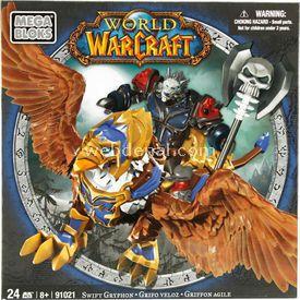 Mega Bloks World Of Warcraft Swift Gryphon Oyun Seti Lego Oyuncakları