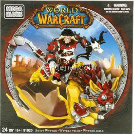 Mega Bloks World Of Warcraft Swift Wyvern Oyun Seti Lego Oyuncakları