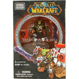 Mega Bloks World Of Warcraft Racerock Figür Lego Oyuncakları