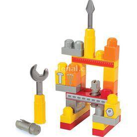 Mega Bloks Tamirci Eğitici Oyun Seti 25 Parça Lego Oyuncakları