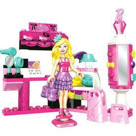 Mega Bloks Barbie Moda Standı Oyun Seti Lego Oyuncakları