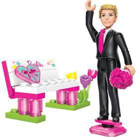 Mega Bloks Barbie I Love Ken Oyun Seti Lego Oyuncakları