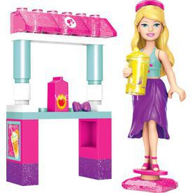 Mega Bloks Barbie Tropical Treats Oyun Seti Lego Oyuncakları