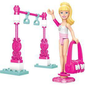 Mega Bloks Barbie Jimnastikçi Oyun Seti Lego Oyuncakları