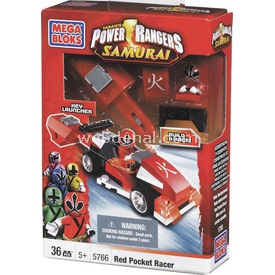 Mega Bloks Power Rangers Ss Blue Paket Yarışçıları Lego Oyuncakları