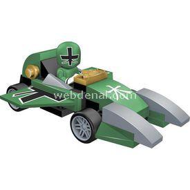 Mega Bloks Power Rangers Ss Gold Paket Yarışçıları Yeşil Lego Oyuncakları