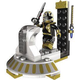Mega Bloks Power Rangers Süper Samurai Hero Ss Siyah Lego Oyuncakları