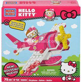 Mega Bloks Hello Kitty Uçak Oyun Seti Lego Oyuncakları