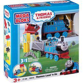 Mega Bloks Thomas Ve Arkadaşları Thomas Oyun Seti Lego Oyuncakları