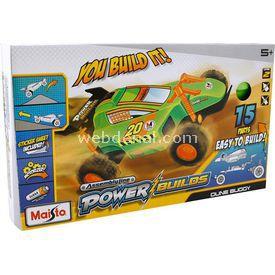Maisto Power Builds Dune Buggy Oyun Seti Erkek Çocuk Oyuncakları