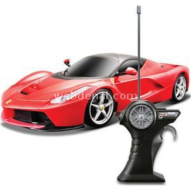 Maisto Laferrari Uzaktan Kumandalı Araba 1:14 Tech Kırmızı Arabalar