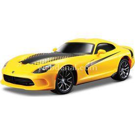 Maisto 2013 Srt Viper Gts Sesli Işıklı Araba 1:24 Arabalar
