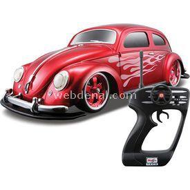 Maisto Tech 1:10 Beetle 1951g-ridez U/k Araba Kırmızı Arabalar