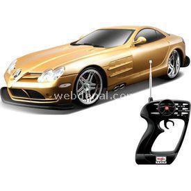 Maisto Tech 1:10 Mercedes Mclaren U/k Araba Arabalar