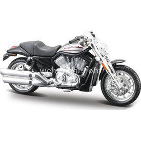 Maisto 1:18 Harley Davidson 2006 Vrscr Street Rod Maket Kit Motosiklet Puzzle
