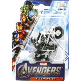 Maisto Marvel The Avengers Oyuncak Motor Erkek Çocuk Oyuncakları