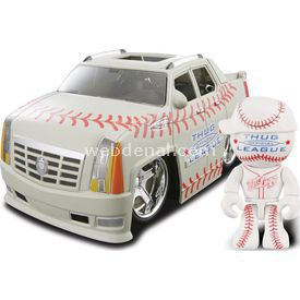Maisto Cadillac Escalade 07 Big League Araba Tlugz Arabalar