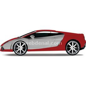 Maisto Lamborghini Lp 650-4 1:24 Model Araba Allstars Kırmızı Arabalar